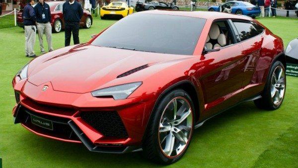 Lamborghini Urus SUV più veloce al mondo