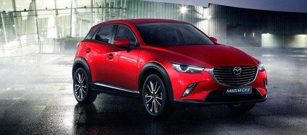 Mazda CX-3 foto e prezzi