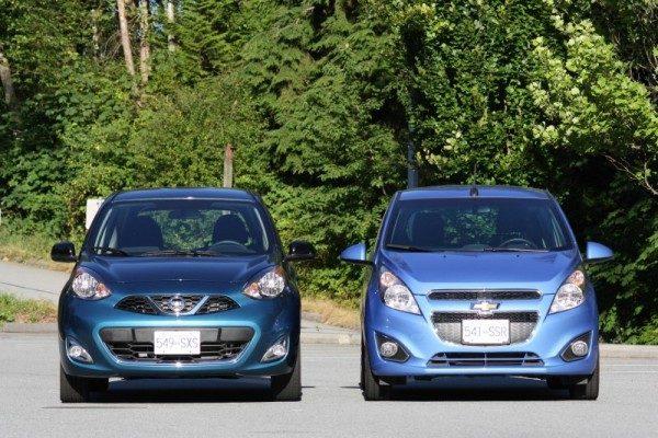 Problemi Nissan Micra e Chevrolet Aveo
