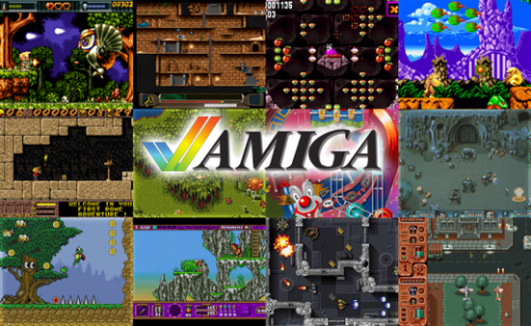 Giochi Amiga gratis online