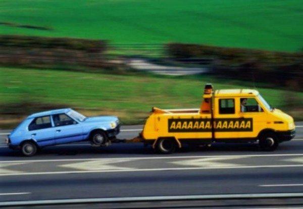 Auto guasto in autostrada cosa fare