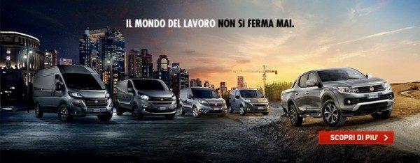 Fiat Professional gamma completa