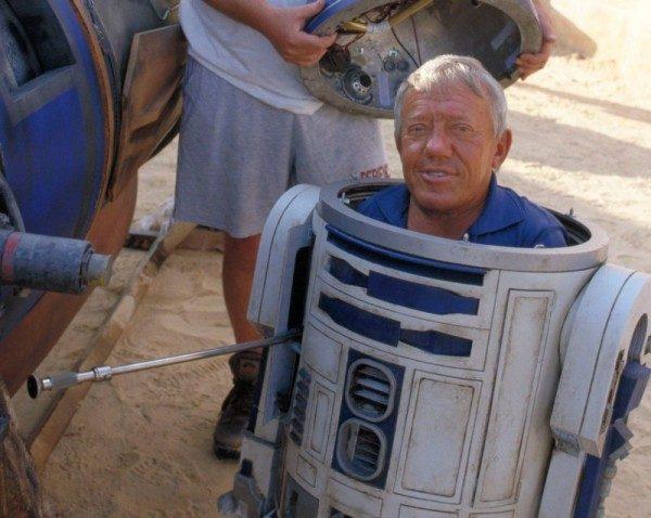 Star Wars: è morto R2-D2