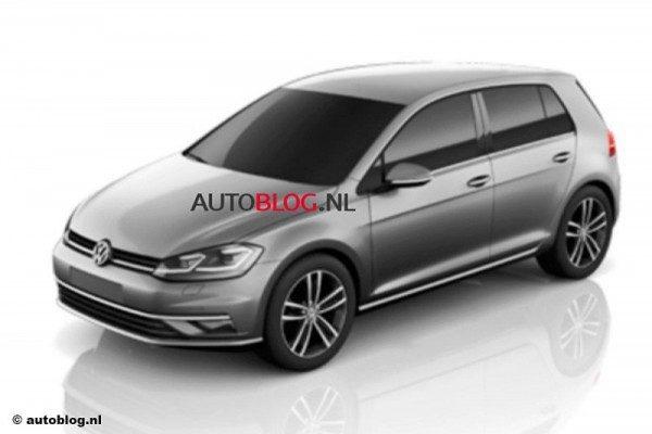 Volkswagen Golf 2017: foto e dettagli