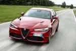 Alfa Romeo Giulia Quadrifoglio con cambio automatico