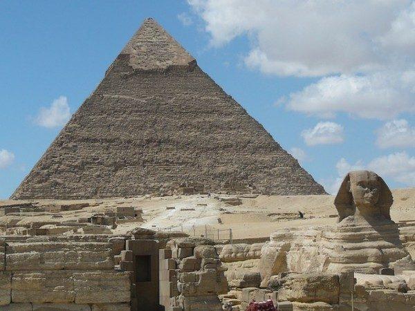 Segreti delle Piramidi egiziane