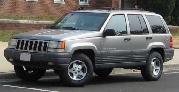 Jeep Cherokee e Grand Cherokee maxi richiamo Italia