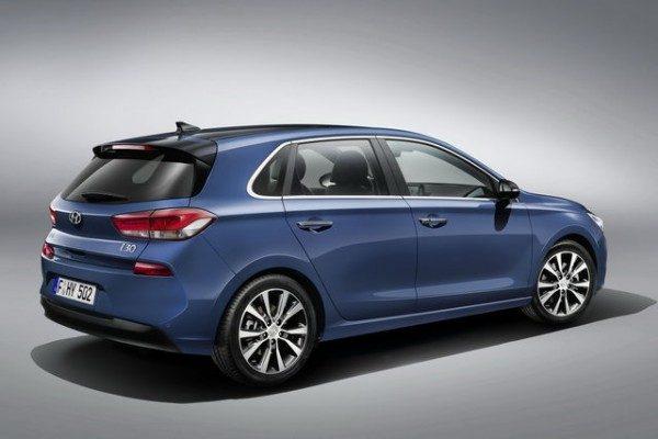 Nuova Hyundai i30 foto e dettagli