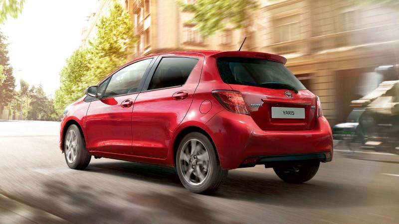 Problemi Toyota Yaris ammortizzatori anteriori