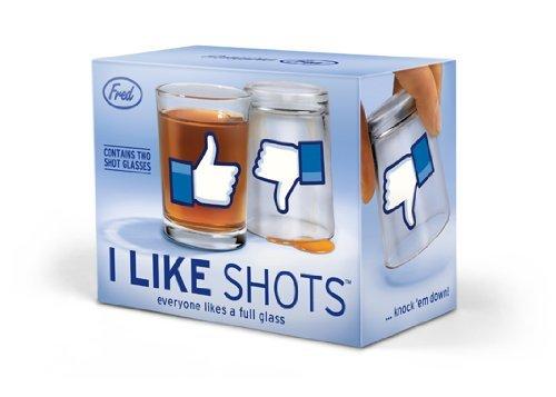 Bicchierini Mi piace Facebook