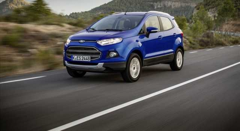 Problemi Ford Ecosport diesel Italia
