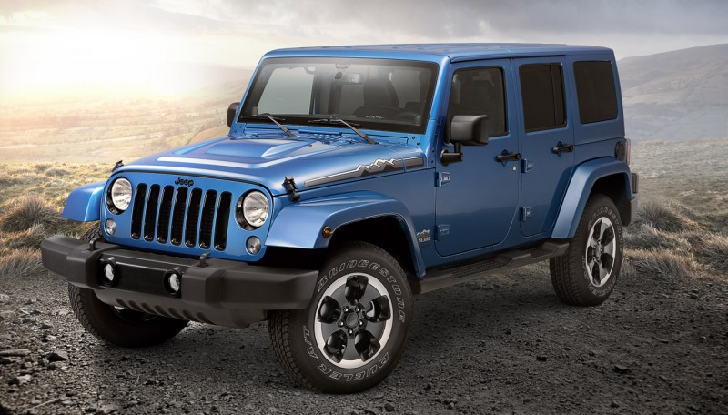 Problemi airbag Jeep Wrangler maxi richiamo