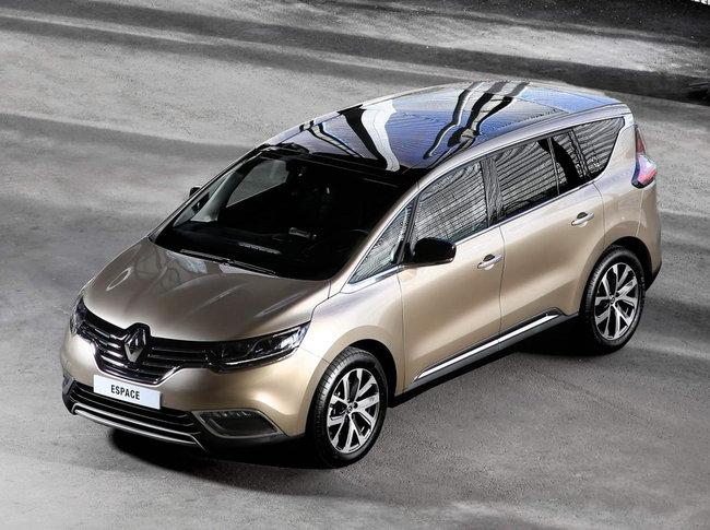 Problemi freni Renault Espace V e Talisman
