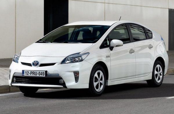 Problemi Toyota Prius freno a mano