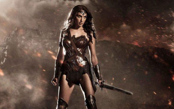 Wonder Woman trailer italiano