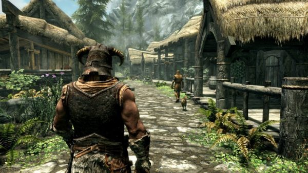 The Elder Scrolls V Skyrim Special Edition recensione