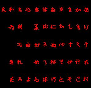 alfabeto-giapponese