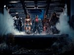 Justice League foto di gruppo