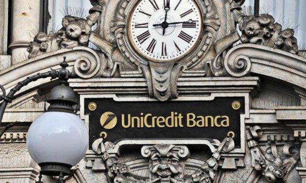 Unicredit: riunione aumento di capitale e perdite in borsa