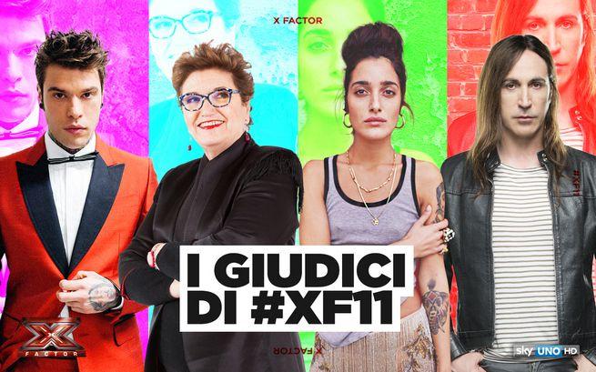 Galleria foto - X-Factor 11: i nuovi giudici Foto 1
