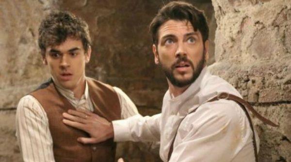 Anticipazioni Il Segreto: Matias ruba a Hernando