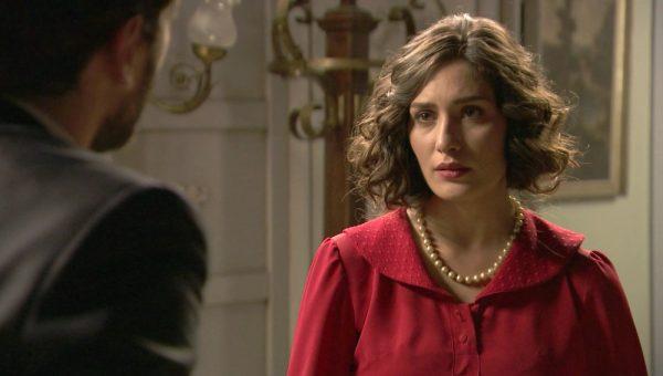 Anticipazioni Il Segreto: Camila incinta e Nicolas innamorato?