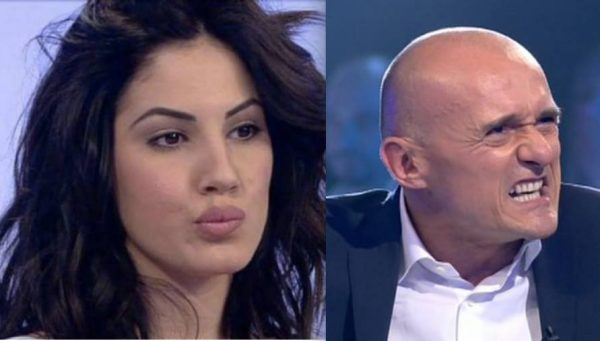 Grande Fratello VIP: lite furibonda tra Alfonso Signorini e la De Lellis