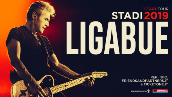Il concerto di Ligabue fa esplodere Torino